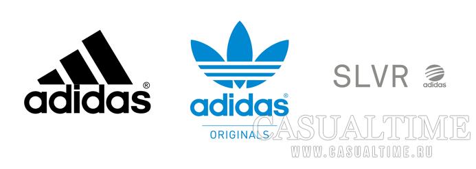 Линии Adidas