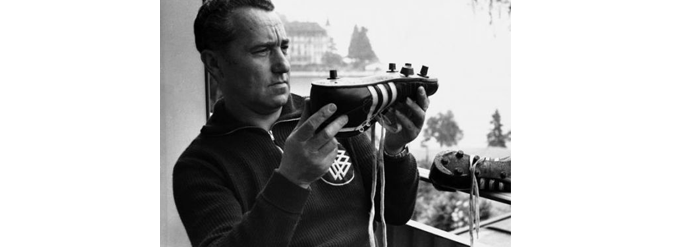 Основатель Adidas