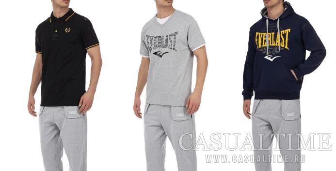 Одежда Everlast