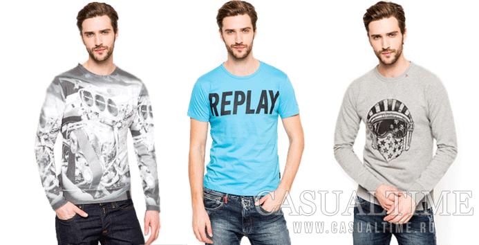 Одежда Replay