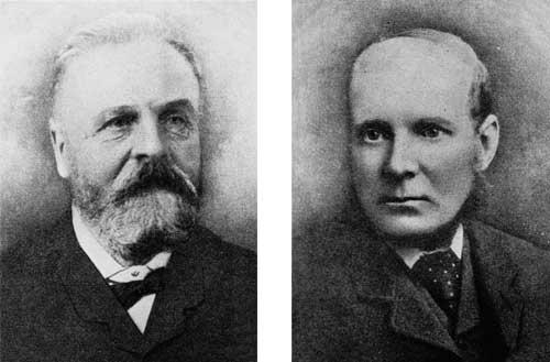 Вальтер Скотт и Уильям Лайл