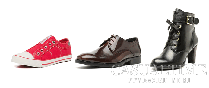 Обувь s.Oliver