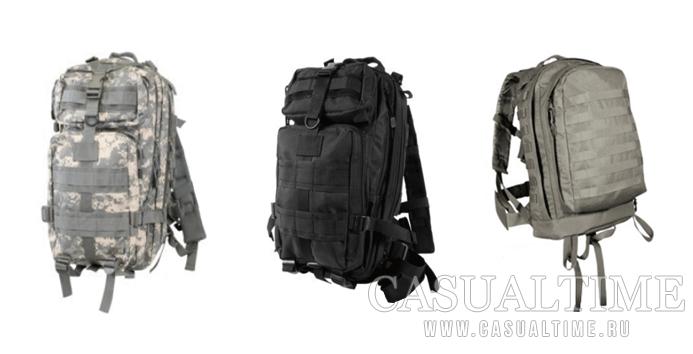 Тактические рюкзаки